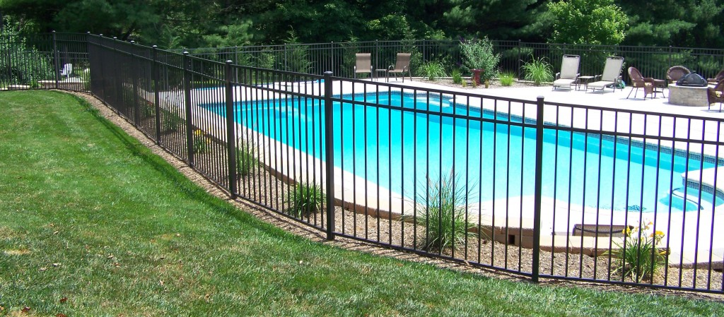 Aluminum Pool Fenceing Contractor Burke VA