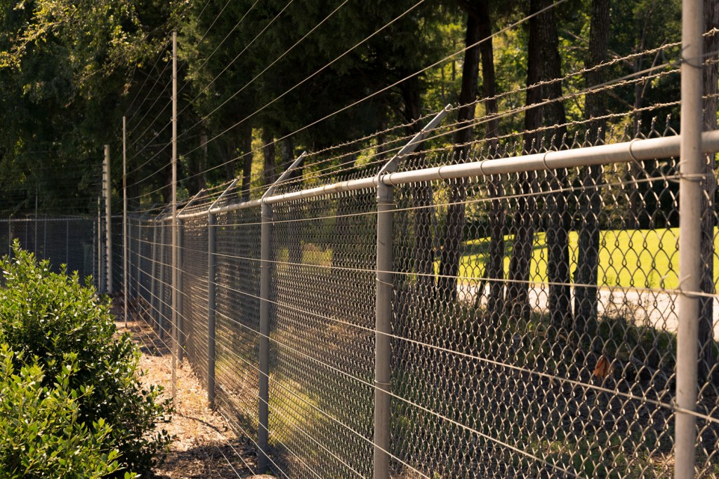Perimeter Security Fence Northern VA Fairfax