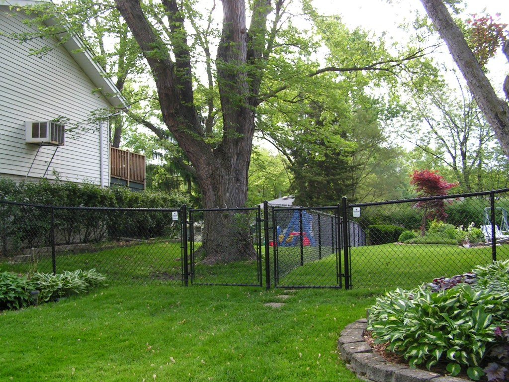 Residential Chain Link Fence Contractor Northern Virginia Chantilly