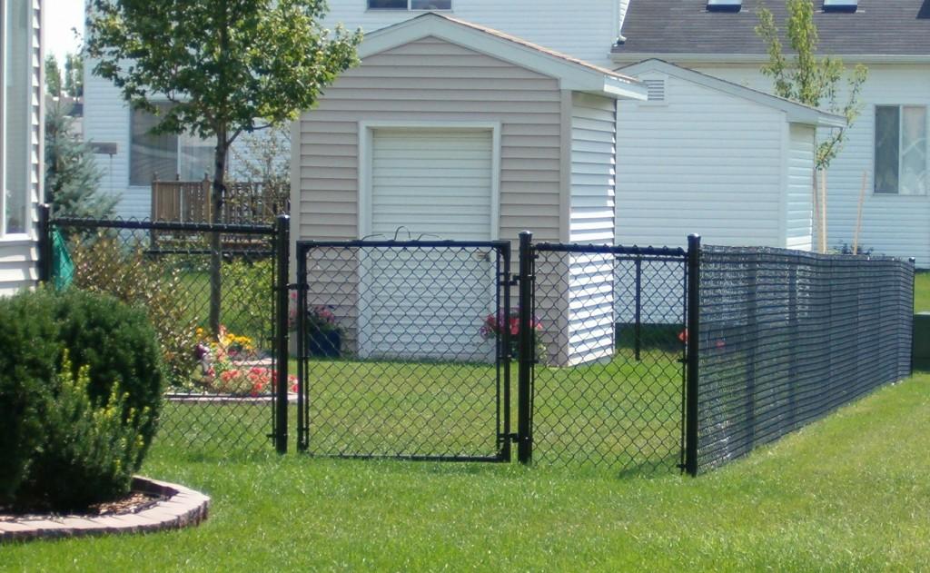 Short Chain Link Fence Contractor Reston VA